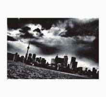Toronto 3pm Wednesday Tshirt by Robert Trick Johnston