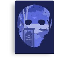 Jason Voorhees - Friday the 13th Canvas Print