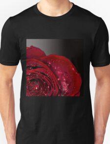 Red Rose macro 2 T-Shirt