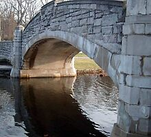 Stone Park Bridge by Jane Neill-Hancock