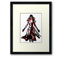 Jean Grey Framed Print
