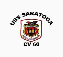 USS Saratoga (CV/CVA/CVB-60) Crest T-Shirt