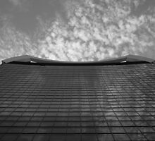Walkie Talkie Building - Architecture Study by Simon Read