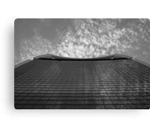Walkie Talkie Building - Architecture Study Canvas Print