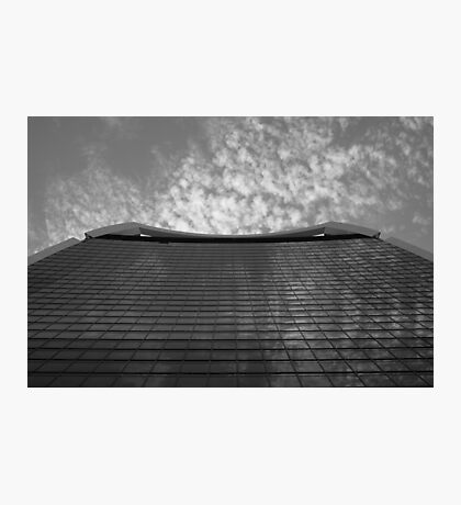 Walkie Talkie Building - Architecture Study Photographic Print