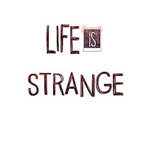Life is Strange Logo 2 by ammygami