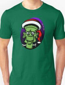 Christmas Frankenstein T-Shirt