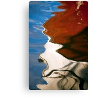 Reflections of Alma Canvas Print