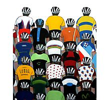 Maillots 2015 Shirt Photographic Print