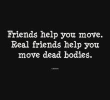 Friends help you move.... by michelleduerden