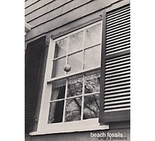 Beach Fossils - What a pleasure Photographic Print