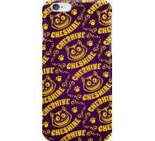 Cheshire Originals - Signature Pattern Print iPhone Case/Skin