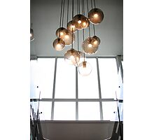 Lights at KODE Photographic Print