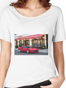 Ferrari 288 GTO Women's Relaxed Fit T-Shirt
