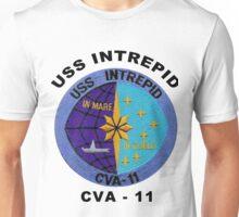 USS Intrepid (CV/CVA/CVS-11) Unisex T-Shirt