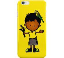 Budgie Boy A iPhone Case/Skin