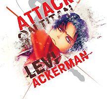 Levi Ackerman - Slash by Kaytwo