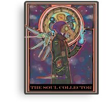 The Soul Collector Canvas Print
