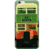 Kings Park Number 2 Bus iPhone Case/Skin
