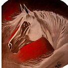 White Horse by WienArtist