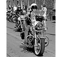 Born to Ride  Photographic Print