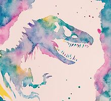 Jurassic  by PeonyPaints