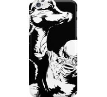 Creature from the Black Lagoon! Pop art insired iPhone Case/Skin