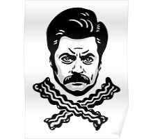 Jolly Swanson Poster