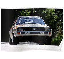 Audi .... Possibly the Greatest Audi ? Poster