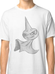 Shuppet - B&W by Derek Wheatley Classic T-Shirt