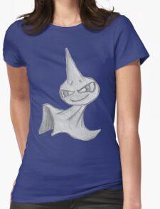 Shuppet - B&W by Derek Wheatley Womens Fitted T-Shirt