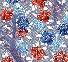 Japanese blossom by MartaOlgaKlara