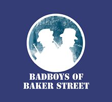 Bad Boys of Baker Street Victorian Edition (White) Womens Fitted T-Shirt