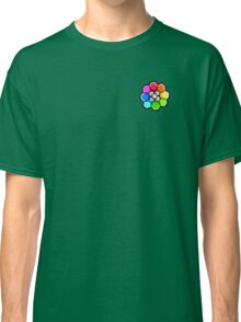 Rainbow Badge (Pokemon Gym Badge) Classic T-Shirt