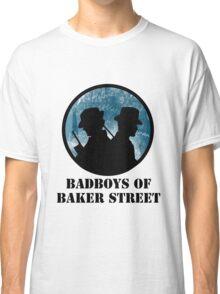 Bad Boys of Baker Street Victorian Edition (Black) Classic T-Shirt