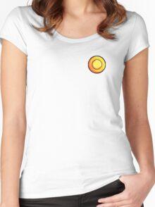 Marsh Badge (Pokemon Gym Badge) Women's Fitted Scoop T-Shirt