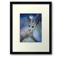 The Thief and the Fledgling Framed Print