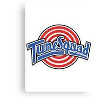 Tune Squad - Space Jam Canvas Print