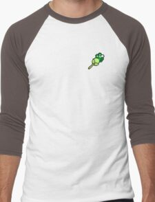 Earth Badge (Pokemon Gym Badge) Men's Baseball ¾ T-Shirt