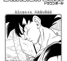 Goku by Akhenaten777