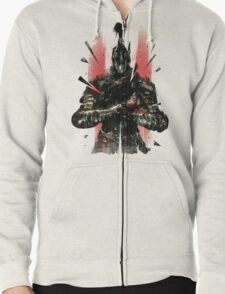 Rekindling the Abyss Zipped Hoodie