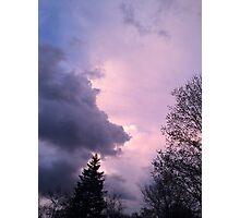 Stormset v.1 Photographic Print
