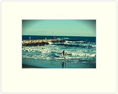 Sitges by KatrinKirieshka