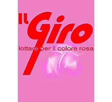 il GIRO Photographic Print