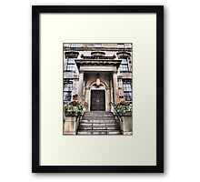 Enchanted Doorway Framed Print