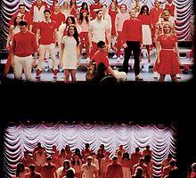 Glee - I Lived by Lina591