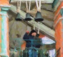 Moscow Bell Ringer by Jon Ayres