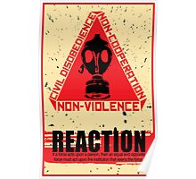 REACTION Poster