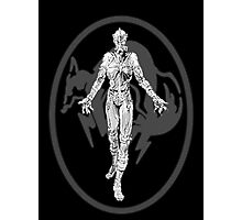Psycho Mantis Photographic Print
