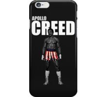 APOLLO CREED iPhone Case/Skin